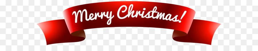 Santa Claus Christmas card Greeting card - Banner Merry Christmas
