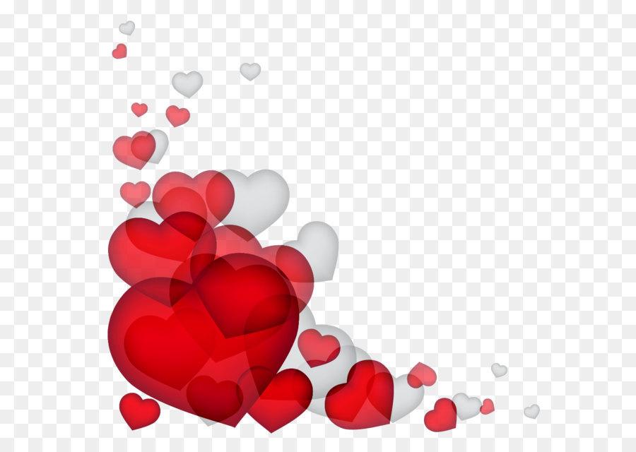 Wedding invitation Valentine\u0027s Day Heart Clip art - Transparent