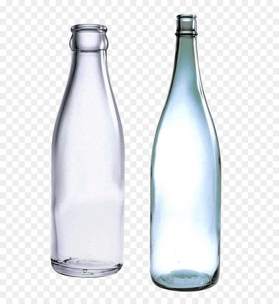 Red Wine Bottle Glass