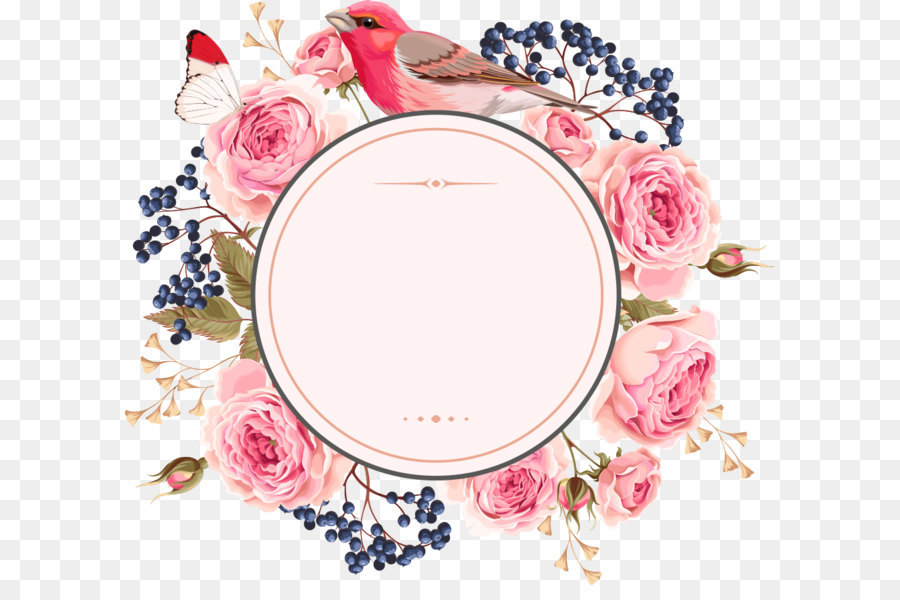 Bridal Wallpaper Hd Wedding Invitation Flower Euclidean Vector Vector