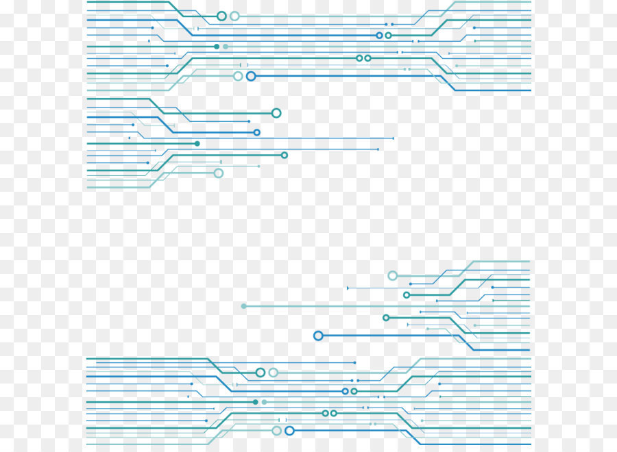 Technology Euclidean vector Electrical network - Vector circuit chip - circuit design background