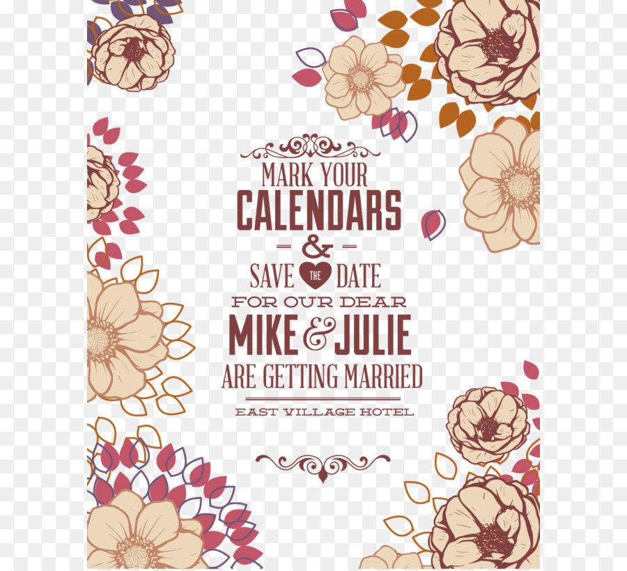 Wedding invitation Marriage Clip art - Wedding invitation background