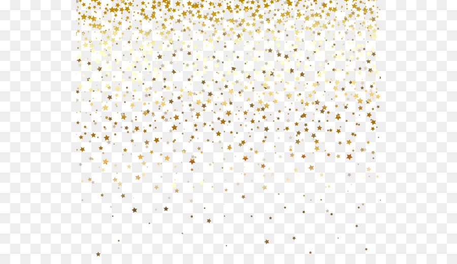 What Is Falling Action Of The Yellow Wallpaper White Pattern Gold Stars Falling Png Download 600 505