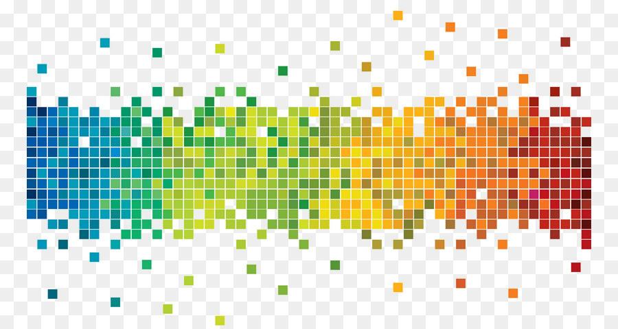 Pixel art Graphic design - Cool Designs PNG Pic png download - 822
