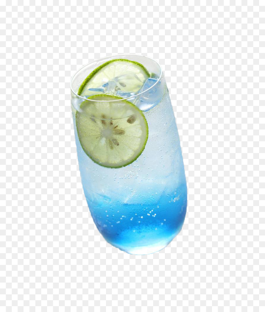 Blue Curacao Cocktail Alkoholfrei Rickey Gin Und Tonic Blue Hawaii Blue Lagoon Sea Breeze Zitrone