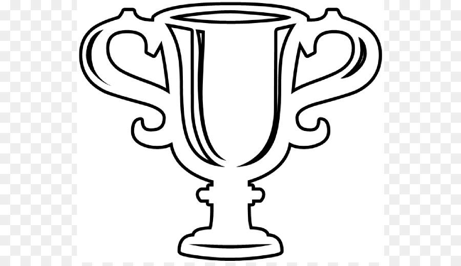 Award Ribbon Trophy Clip art - Cute Trophy Cliparts png download
