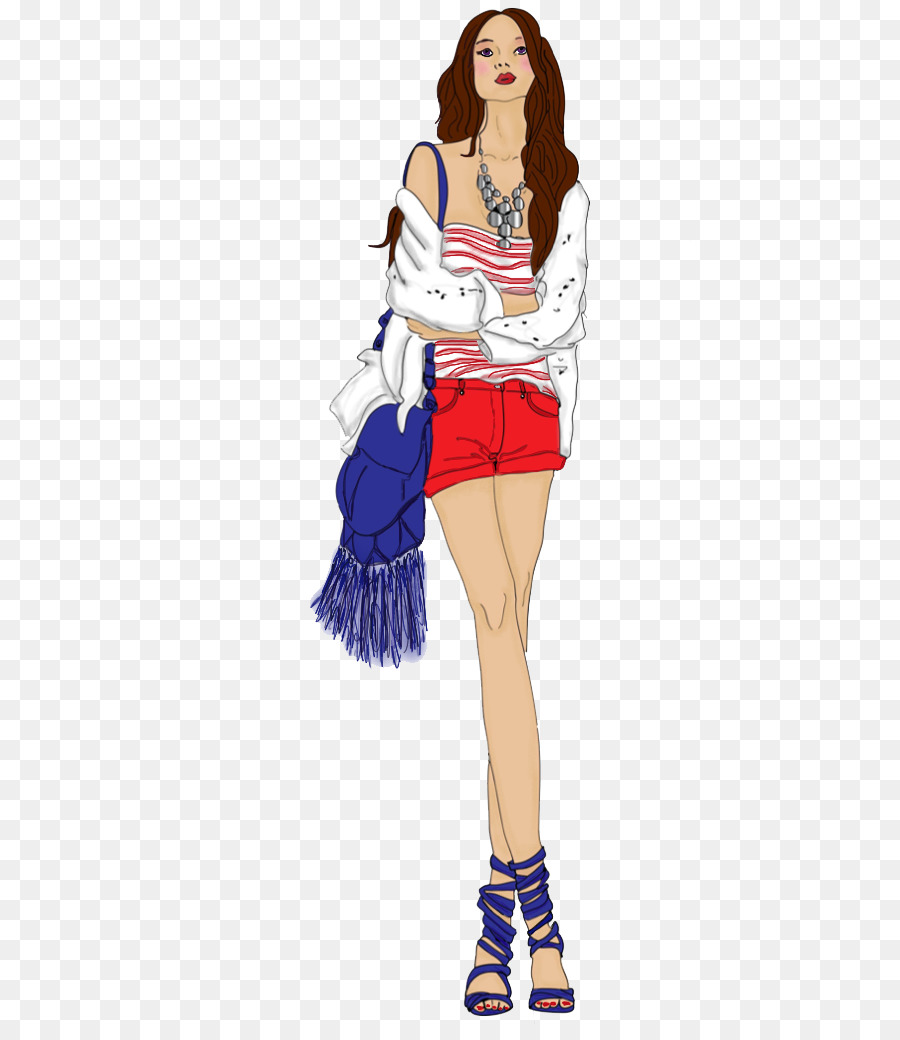 Download Foto Model Fashion Design Model Sketch Fashion Model Png Photo Png Download