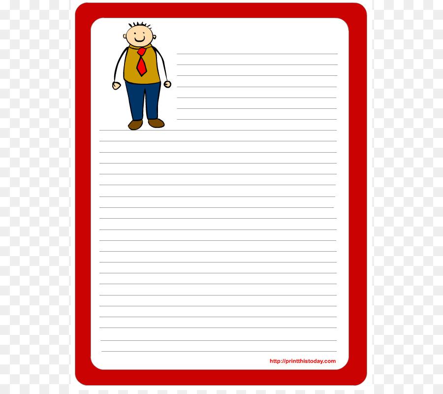 Paper Wedding invitation Letterhead Notebook - Free Printable