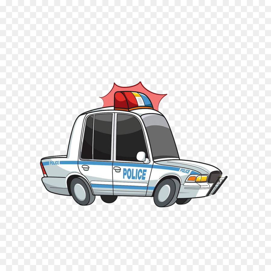 Warning Light Clipart Police Car Car Chase A Warning Light On A Police Car Png
