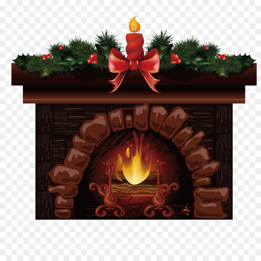 Christmas Fireplace Wallpaper Christmas Santa Claus Fireplace Wallpaper Christmas Stove Png