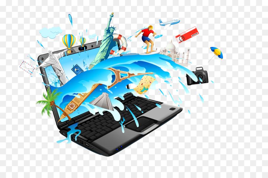 Graphic design Designer - Creative computer png download - 6000*4000