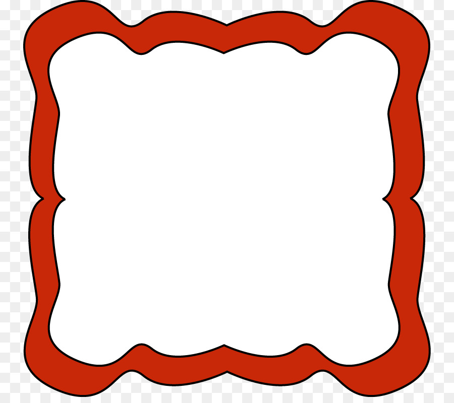 Borders and Frames Picture frame Red Free content Clip art