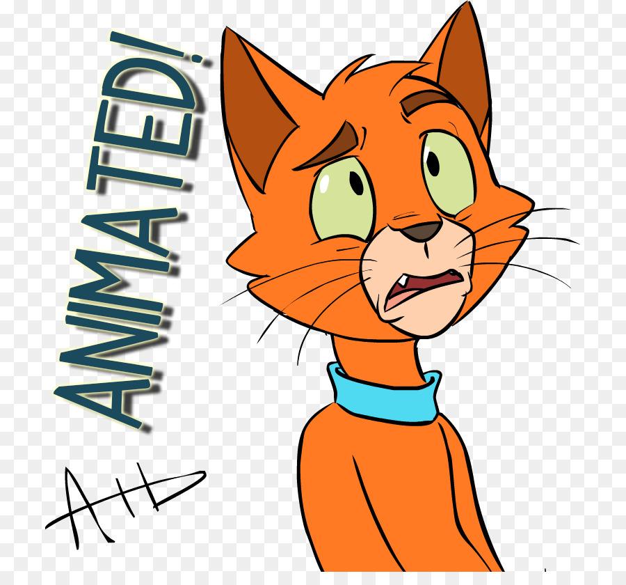 Warriors Firestar Animation Clip art - Teacher Animation png