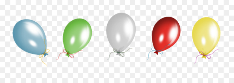 Balloon Clip art - Floating balloons png download - 1176*400 - Free