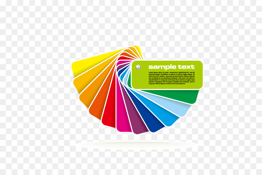 Color chart CMYK color model Royalty-free - Notes,Flat,Colorful png - sample cmyk color chart