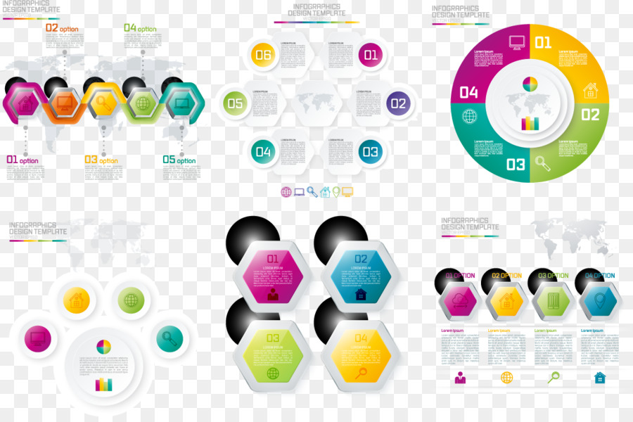 Graphic design Chart 3D computer graphics Infographic - Business