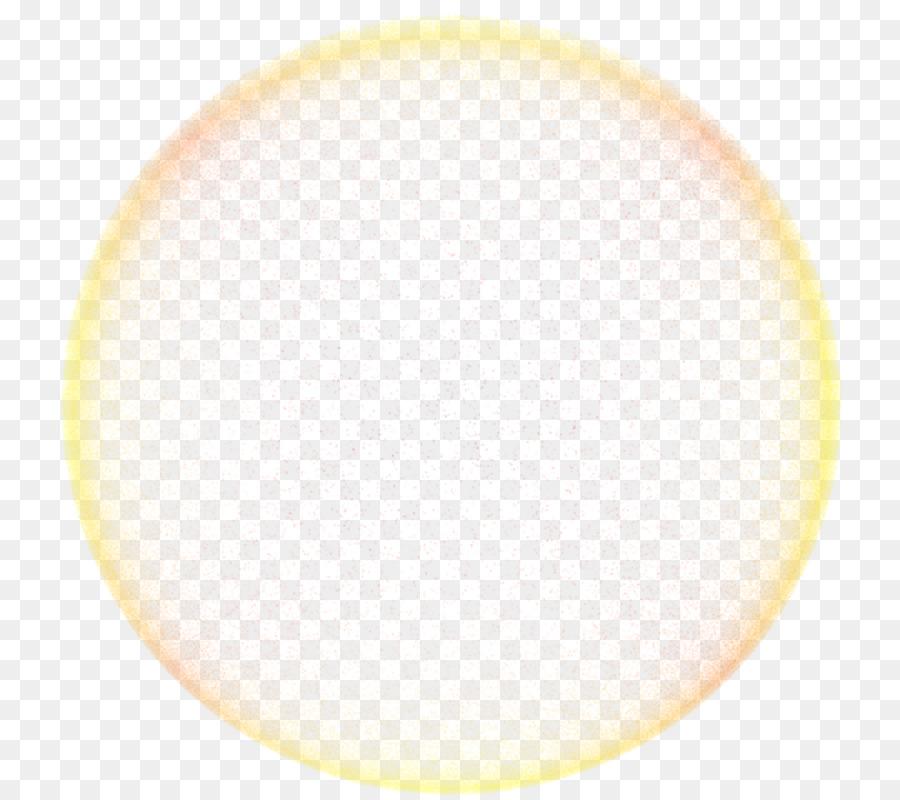 Yellow Circle - Yellow circular border png download - 800*800 - Free