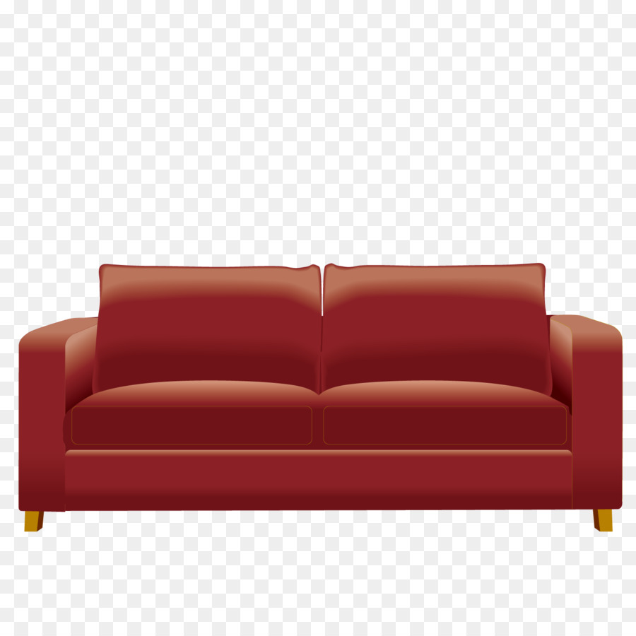 Sofa Set Vector Png Sofa Bed Furniture Couch Vector Upscale Sofa Png Download 1500