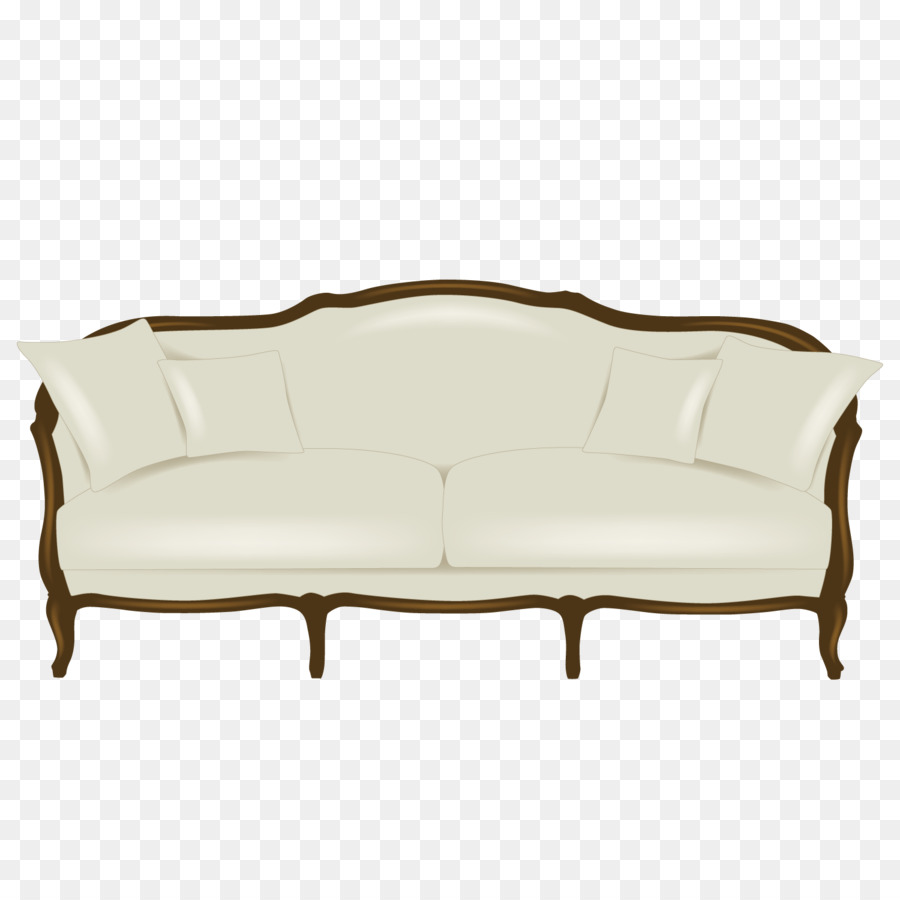 Sofa Set Vector Png Couch Furniture Vector Cortical Sofa Png Download 1500 1500