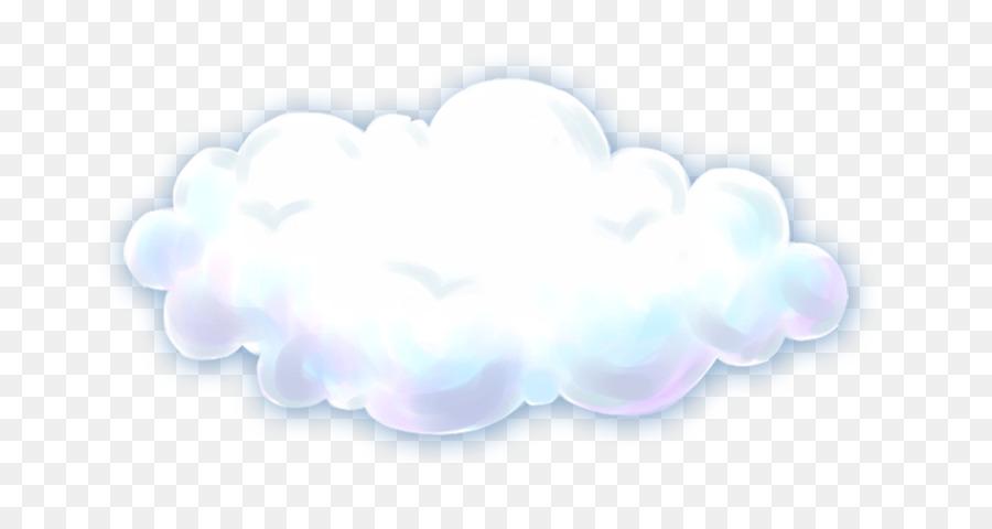 Cute Totoro Wallpaper Cloud White Beautiful Beautiful Clouds Cute Png Download