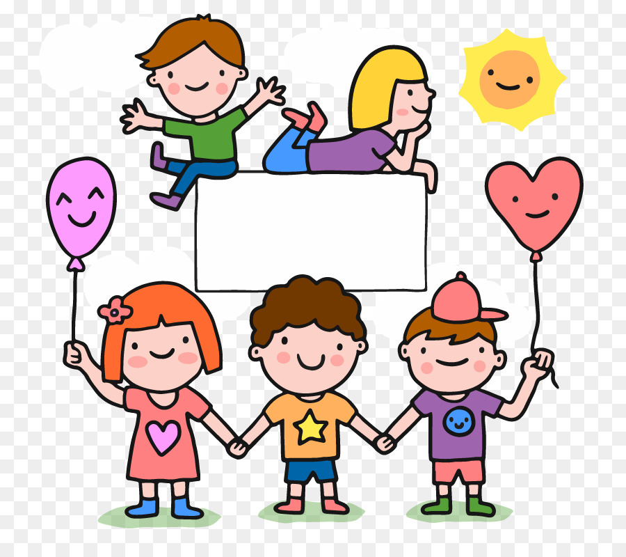 Children\u0027s Day Poster Gift Drawing - Vector child Borders png - 's day borders