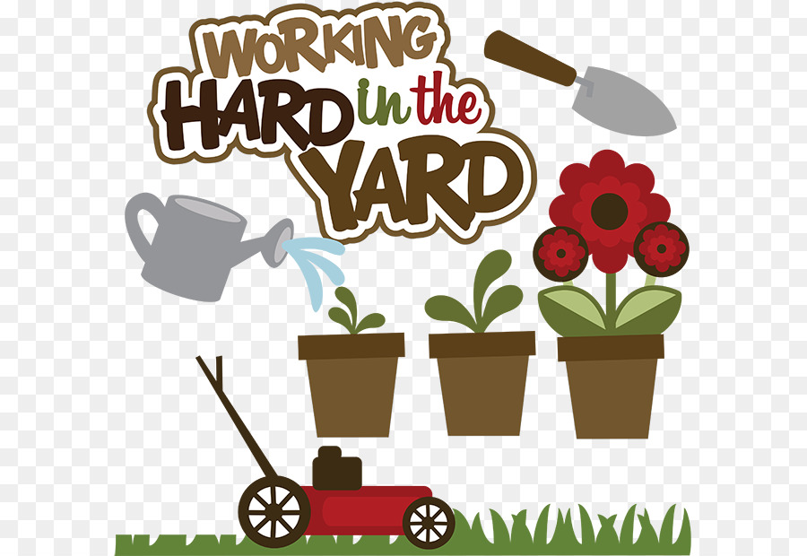 Yard Work Fall Clip art - Hard Work Cliparts png download - 648*620