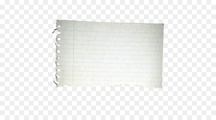 Paper Notebook Card stock - Torn Paper Png png download - 500*500 - notebook paper download