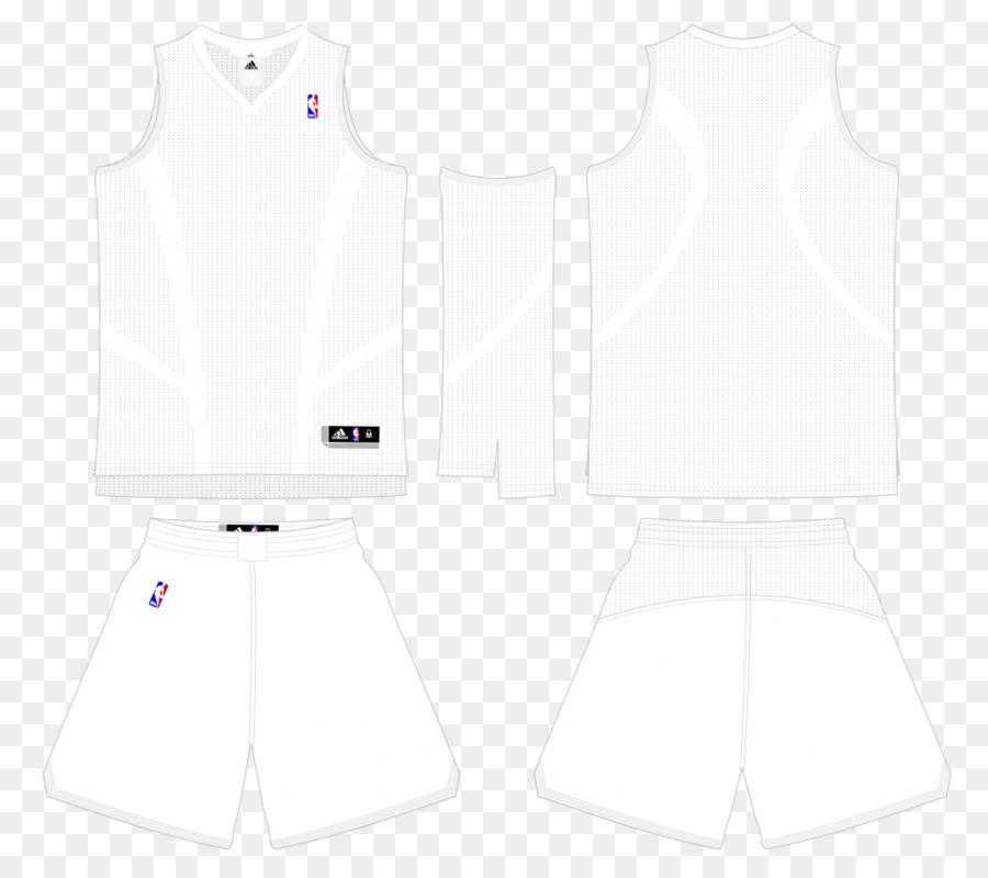Clothes hanger Sleeve Outerwear Sweater - Basketball Jersey Template