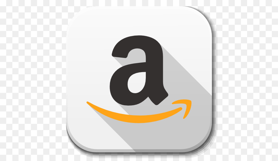 text symbol logo - Apps Amazon png download - 512*512 - Free