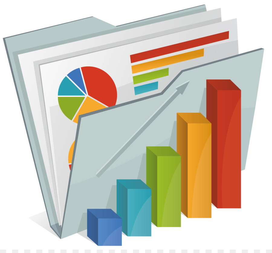 Annual report Business Information Policy - Marketing Analysis Icon