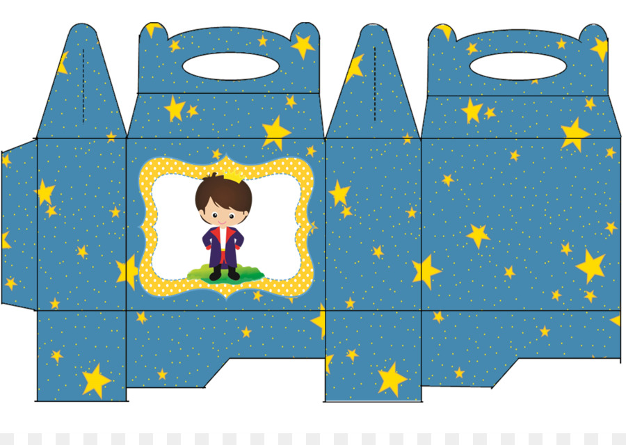 The Little Prince Box Party Lunch Clip art - Printable Out To Lunch