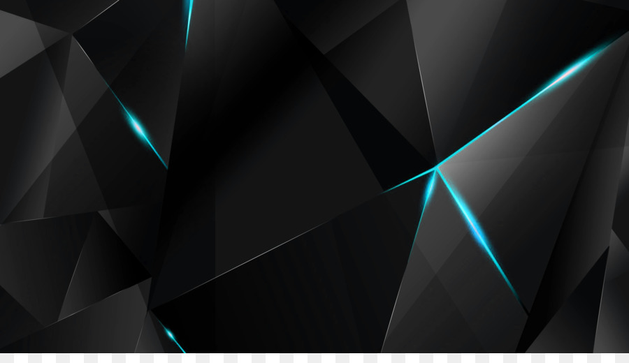 Light Desktop Wallpaper Blue Black Cyan - black background png
