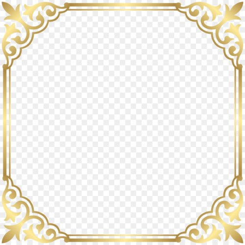 Medium Of Gold Picture Frames