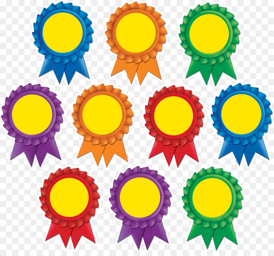 Ribbon Award Gold medal Clip art - template png download - 2000*1841 - gold medal templates