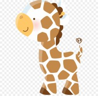 Giraffe Baby Jungle Animals Wall decal Safari Infant ...