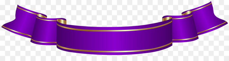 Banner Ribbon Purple Clip art - pink banner png download - 8000*1971