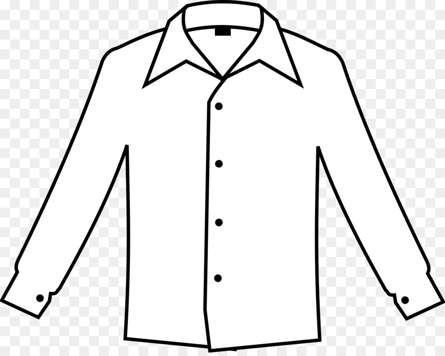T-shirt Dress shirt Clip art - clothes button png download - 2400