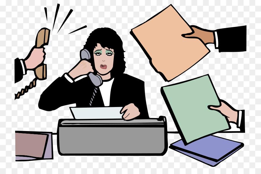 Stress Job Clip art - stress png download - 800*585 - Free