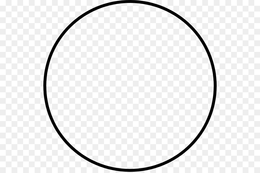 Circle Computer Icons Clip art - circle border png download - 600