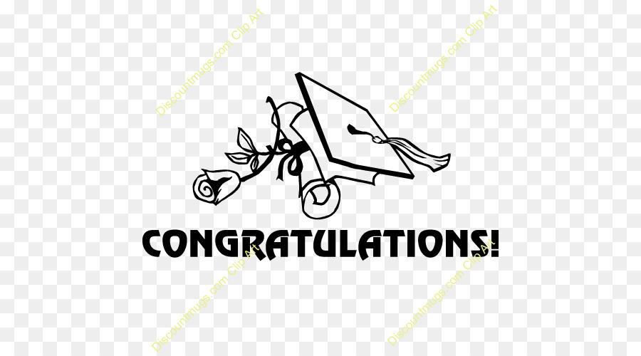 Graduation ceremony Greeting Clip art - congratulations png download