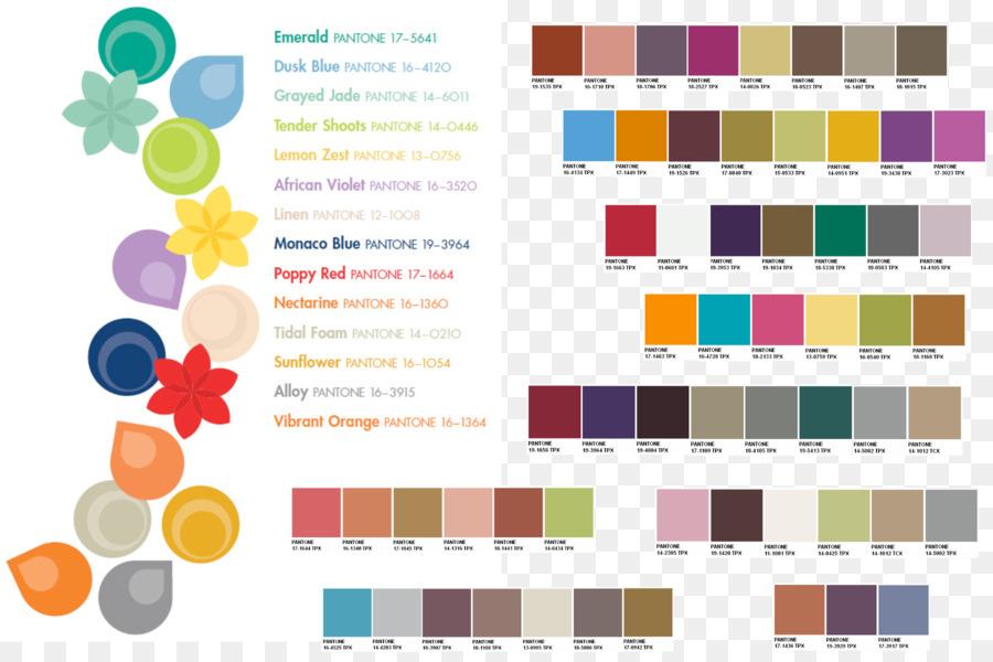Pantone Color chart Color scheme CMYK color model - spring forward