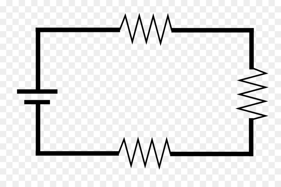 Series and parallel circuits Electronic circuit Electrical network