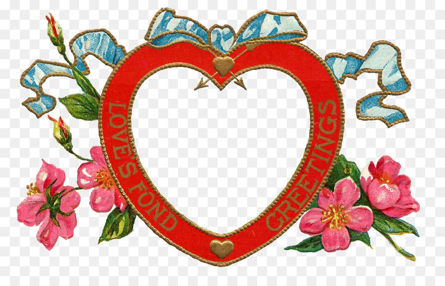 Borders and Frames Valentine\u0027s Day Picture Frames Heart Clip art - 's day borders