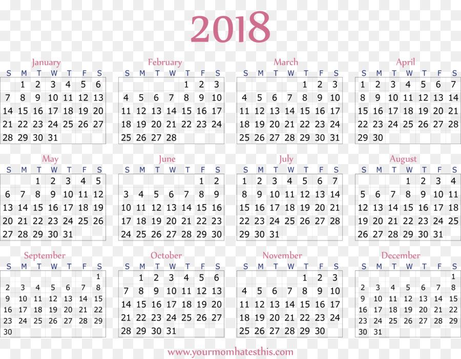 Julian calendar Calendar date Soviet calendar - calendar 2018 png
