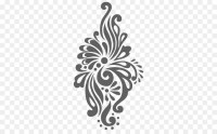 Damask Paper Wall decal Pattern - damask png download ...