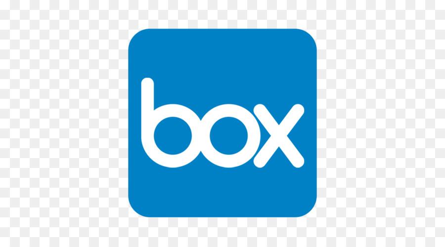 Box Cloud storage Cloud computing Logo Organization - Storage png