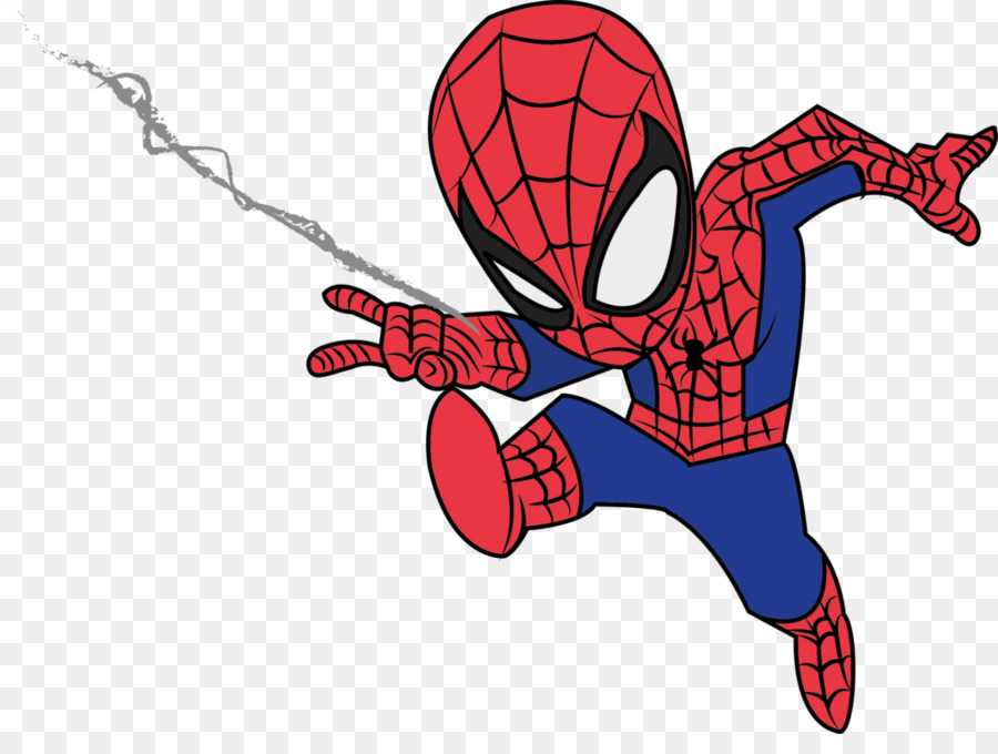 Chibi Hulk Cute Wallpaper Spider Man Deadpool Drawing Clip Art Iron Spiderman Png