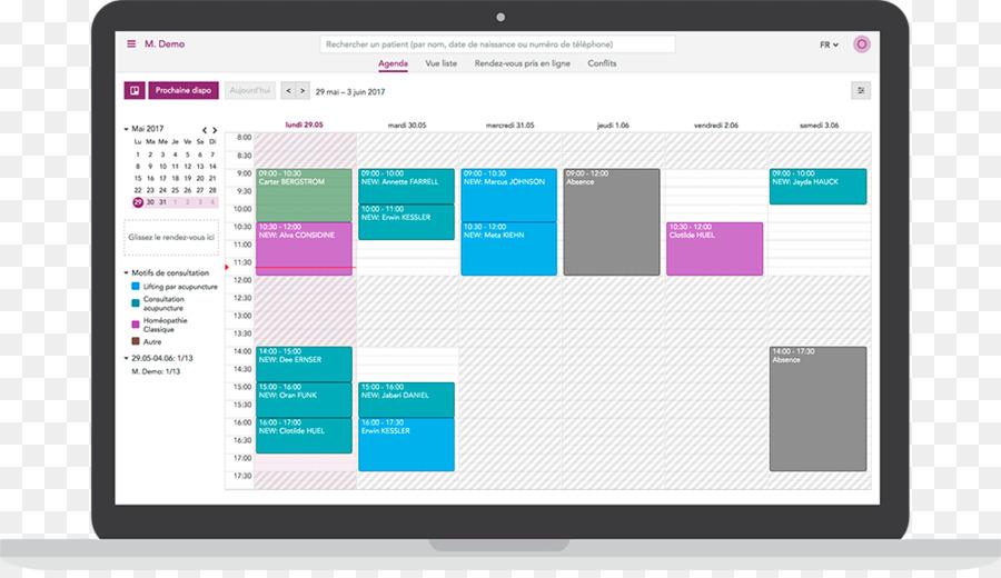 Invoice Management Productivity Patient Computer Software - agenda