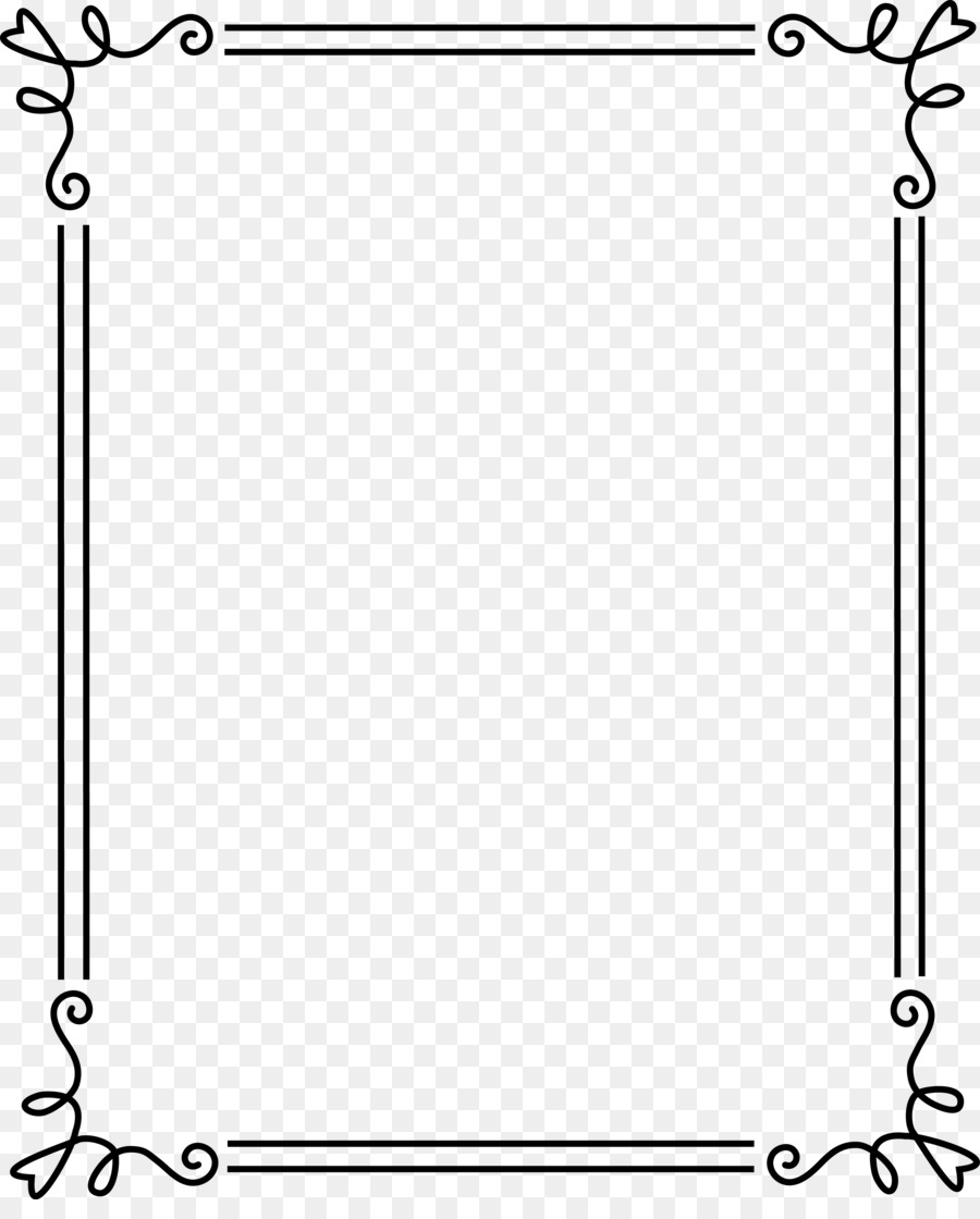 Bordes Decorativos Para Word Borders And Frames Picture Frames Clip Art - Nice 6023