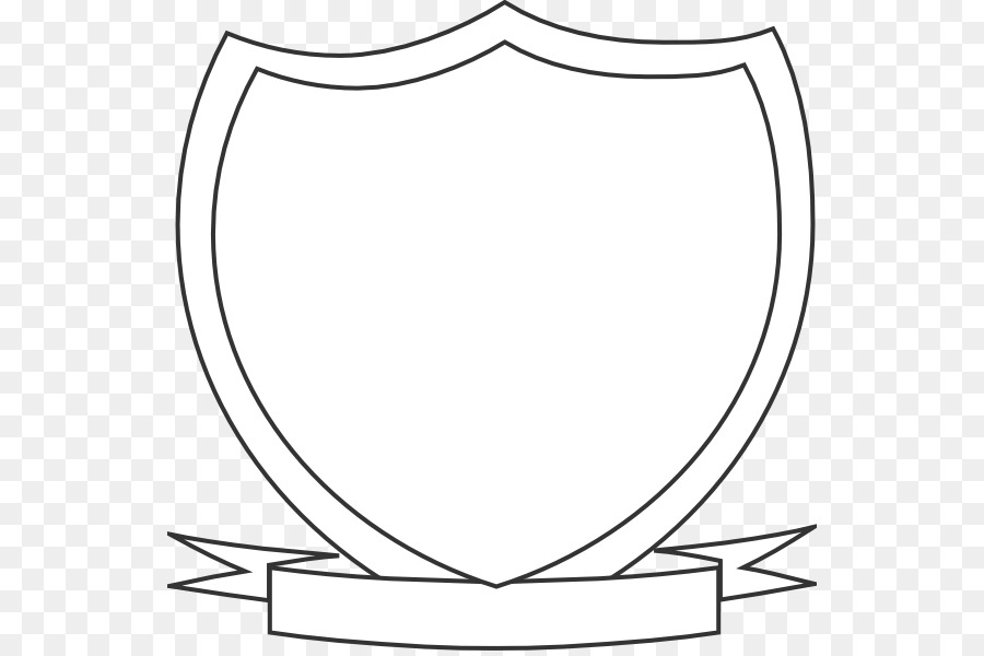 Template Coat of arms Crest Clip art - black shield png download